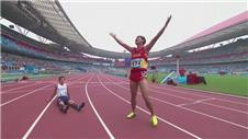 China claim photo finish gold in Nanjing 400ms