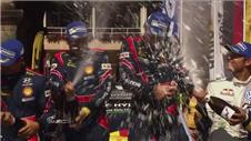 Neuville victorious in Germany