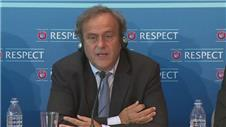 Platini will support a FIFA candidate that brings something new