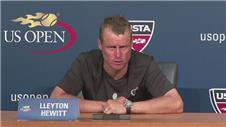 Hewitt disappointed with U.S Open exit
