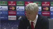 We couldnt finish the game off- Wenger