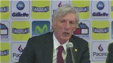 We must keep growing, says Colombia coach Pekerman