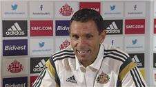 Poyet on the look out for players
