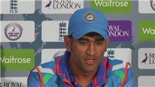 Dhoni: Our spinners were the difference