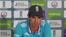 Poor batting 'hurting' England - Cook