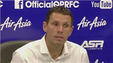 "Poyet bemused by ""over-confident"" Sunderland"