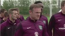 England train ahead of Norway friendly