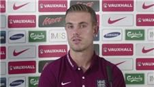 Henderson: Rooney ideal England captain