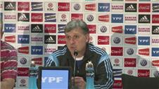 Martino confirms Argentina will play a 4-3-3