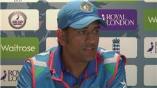 Dhoni admits his enjoyment of one day cricket