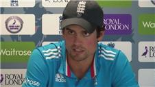 Cook: Trying to turn around a series is tough