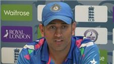 Dhoni: We gave away soft wickets