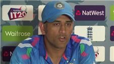 Dhoni: Defeat my 'responsibility'