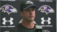 Harbaugh and Forsett on sacking of Ray Rice