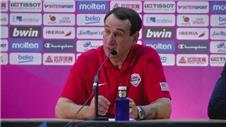 USA reflect on Slovenia win