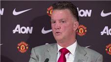 Van Gaal defends Uniteds youth policy