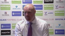 Dyche unconcerned by missed penalty