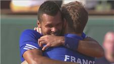 France through to Davis Cup final