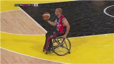 Great Britain triumph in the Invictus Games basketball