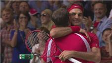 Switzerland reach the Davis Cup final