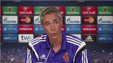 Basel confident, says Sousa