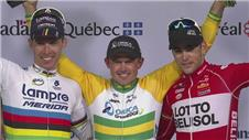 Gerrans clinches historic double with win in Montreal
