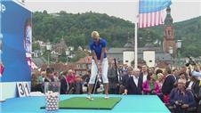 Germany prepares for Solheim Cup 2015