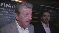 England players feel World Cup pressure - Hodgson