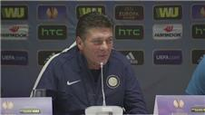 Mazzarri: UEFA provided safety guarantees about Ukraine
