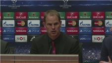 De Boer proud of Ajax style