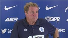 Redknapp confident ahead of Stoke clash