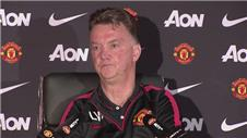 Van Gaal wants to entertain Man United fans
