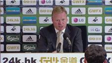 Koeman hails tough Saints win