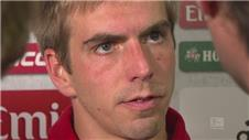 Bayern not good enough - Lahm