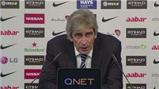 Pellegrini and Mourinho satisfied with 1-1 draw