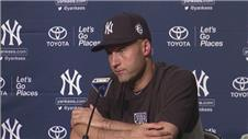 Jeter: I've lived a dream - but part of it is over now