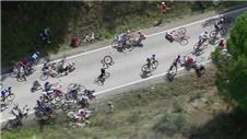 Sea of crashes at Cycling's World Championships