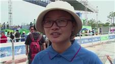 Chinese Taipei women take Compound archery silver