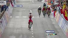 Kwiatkowski triumphs at road race of UCI World Championships