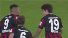 Piazon stunner seals 2-1 win for Frankfurt