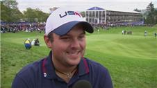 Reed relished Ryder Cup debut