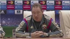 CSKA not affected by empty stadium - Manager