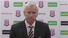 Pardew looking to change negative moment