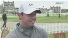 McIlroy backs Clarke as next Ryder Cup captain