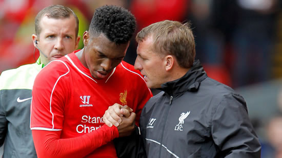 Liverpool and Daniel Sturridge discussing new contract