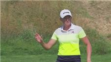 Lewis leads at the Reignwood LPGA Classic