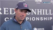 Wilson Jacquelin and Harrington reflect on round one at Carnoustie
