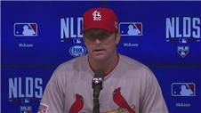 Cardinals 'threw victory away' - Matheny