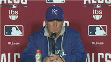 Kansas Royals relishing underdog tag - Manager