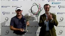 Levy lands Portugal Masters title